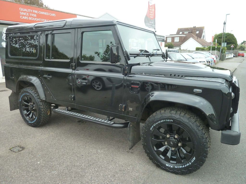 LAND ROVER DEFENDER 110 SUV 2.4 TDi XS Station Wagon 5dr