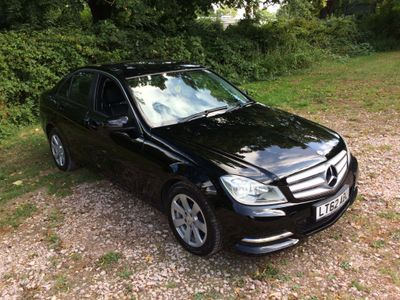 MERCEDES-BENZ C CLASS Saloon 2.1 C200 CDI BlueEFFICIENCY SE (Executive) 4dr (Map Pilot)
