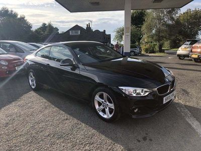 BMW 4 SERIES Coupe 2.0 420i SE 2dr