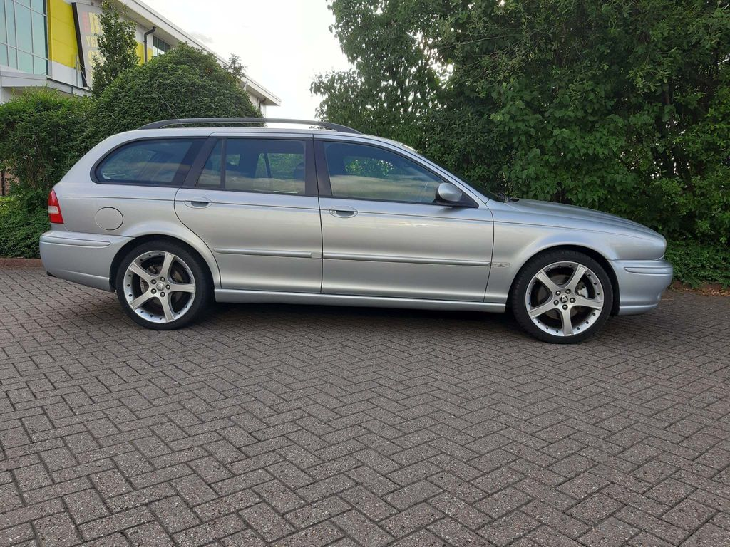 JAGUAR X-TYPE Estate 2.2 D Sport 5dr