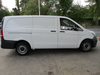 MERCEDES-BENZ VITO Panel Van 1.6 111 Pure L2 5dr