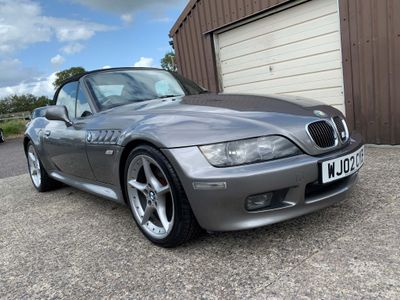 BMW Z3 Convertible 1.9 Sport 2dr