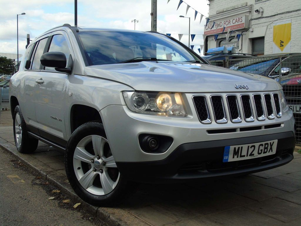 JEEP COMPASS SUV 2.0 Sport Plus 5dr