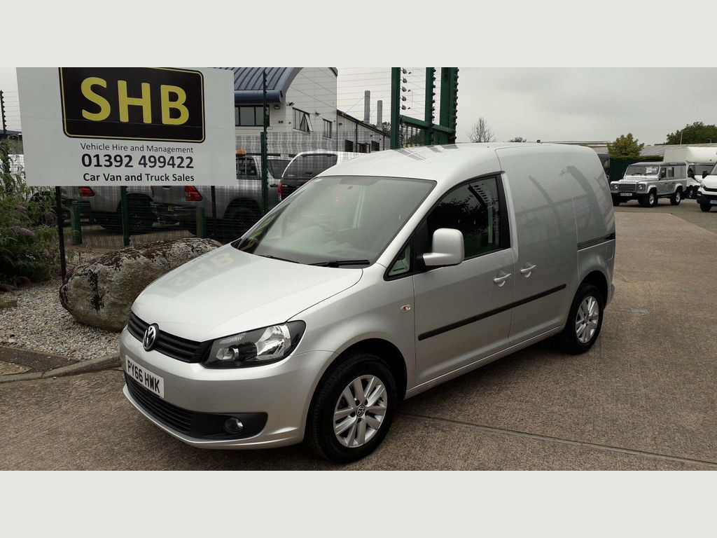 VOLKSWAGEN CADDY Other 1.6 TDI C20+ Highline Panel Van 5dr