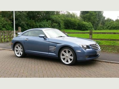 CHRYSLER CROSSFIRE Coupe 3.2 2dr
