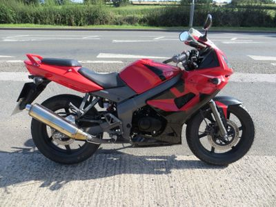 KYMCO KR SPORT Unlisted {Edition unlisted}