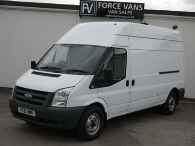 FORD TRANSIT Panel Van 115 BHP MOTOX RACE MOBILE WORKSHOP WORKS