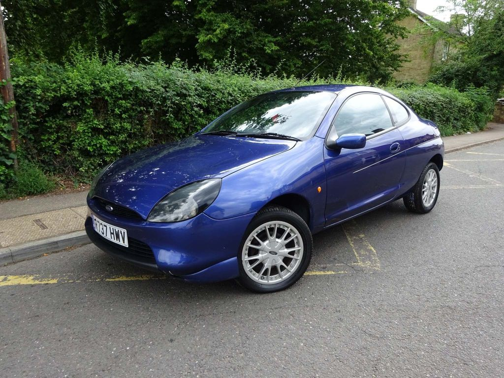 FORD PUMA Coupe 1.7 3dr