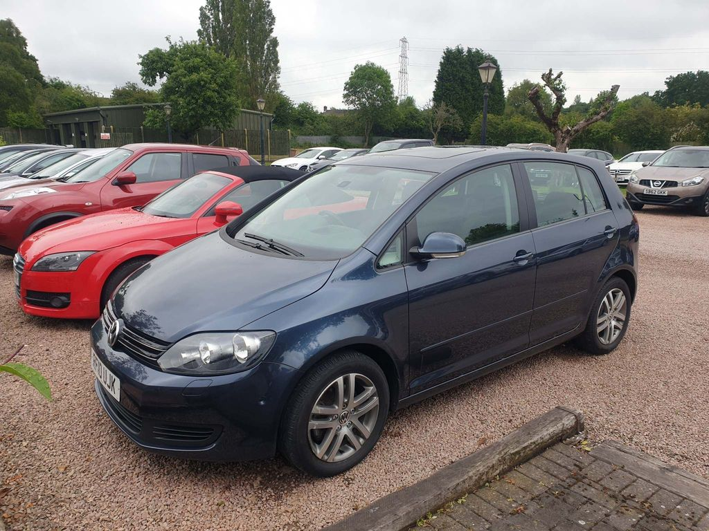 VOLKSWAGEN GOLF PLUS Hatchback 2.0 TDI SE DSG 5dr