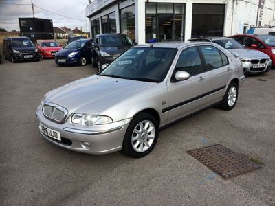 ROVER 45 Hatchback 1.4 Advantage S Limited Edition 5dr