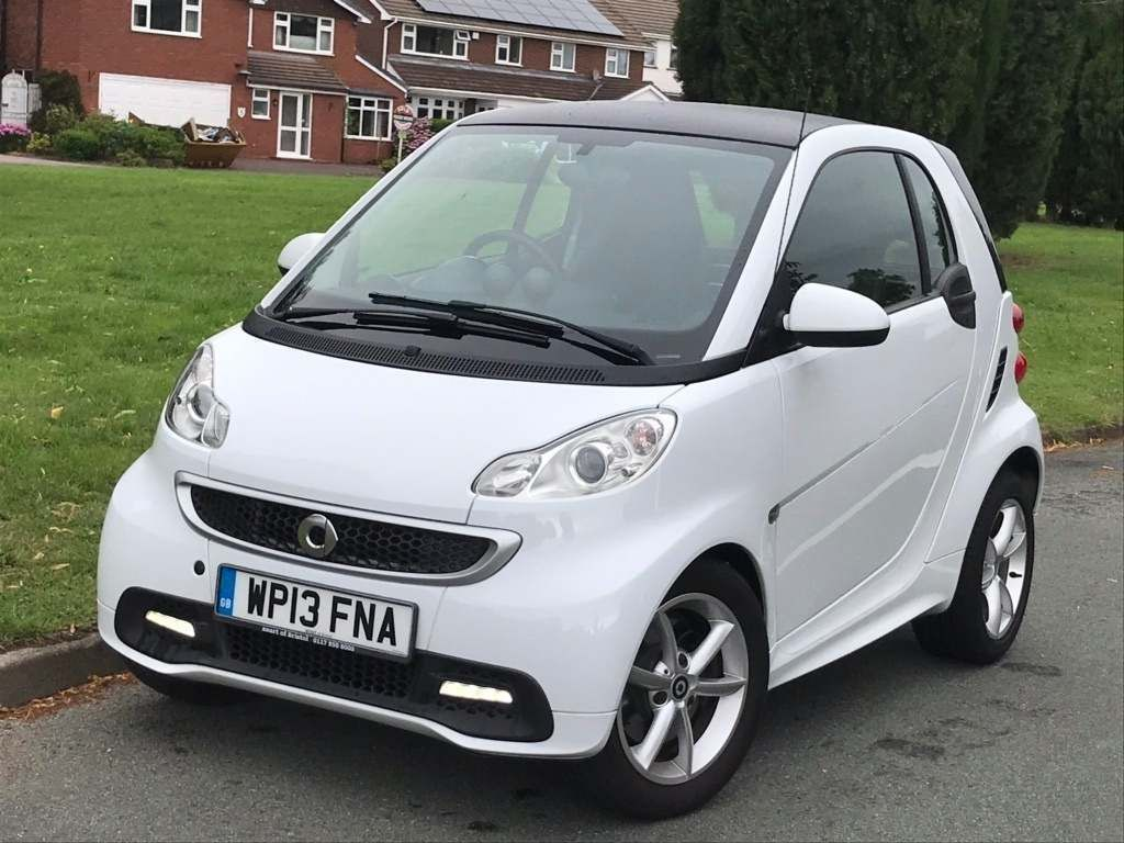 SMART FORTWO Coupe 1.0 MHD 21 Softouch 2dr