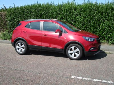 VAUXHALL MOKKA X SUV 1.6 CDTi Active (s/s) 5dr 17in Alloy