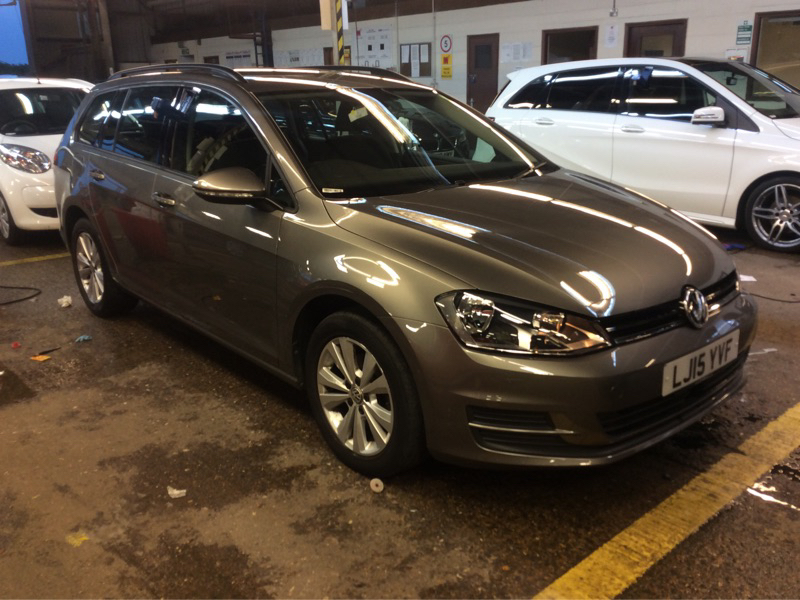VOLKSWAGEN GOLF Estate 1.4 TSI BlueMotion Tech SE DSG (s/s) 5dr
