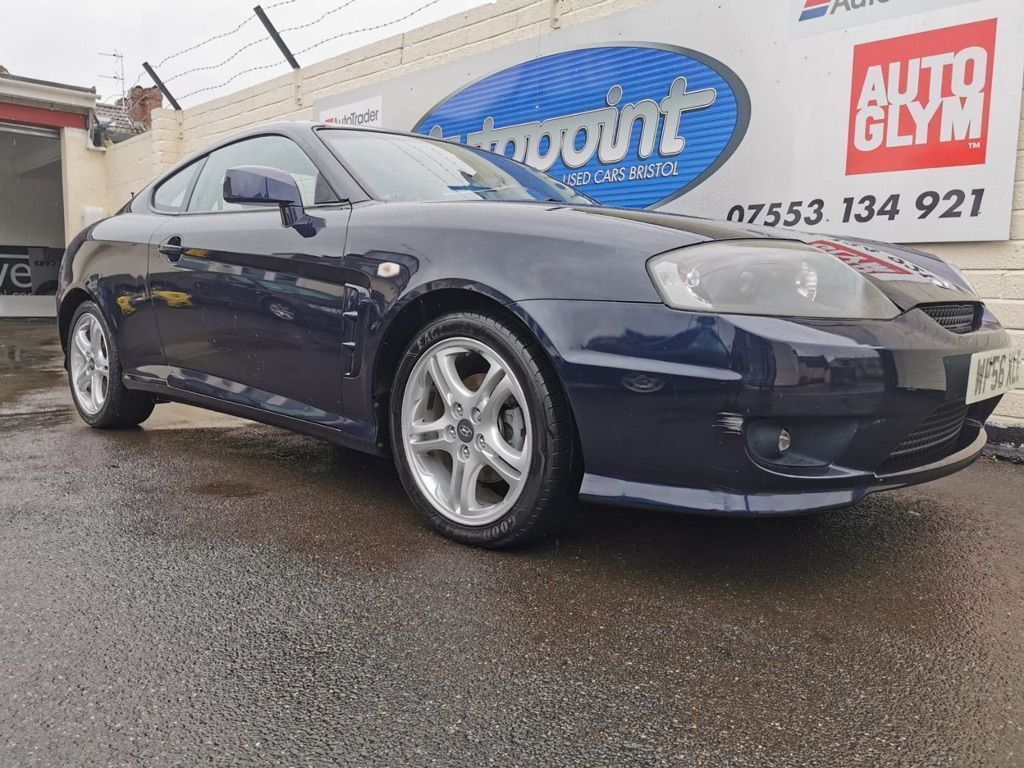 HYUNDAI COUPE Coupe 2.0 Atlantic 3dr