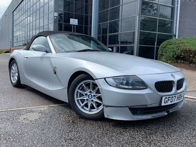 BMW Z4 Convertible 2.0 i SE Roadster 2dr