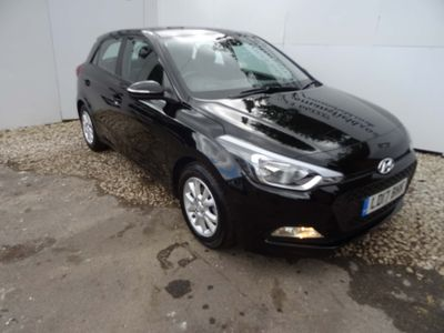 HYUNDAI I20 Hatchback 1.2 SE Manual 5dr