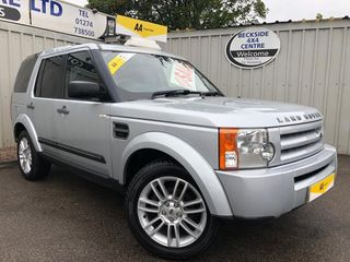 Used LAND ROVER DISCOVERY 3 Cars for sale in Bradford, West