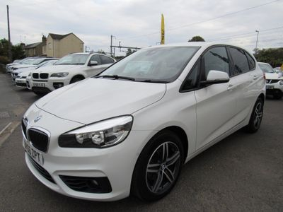 BMW 2 SERIES ACTIVE TOURER MPV 1.5 216d Sport Active Tourer Auto (s/s) 5dr