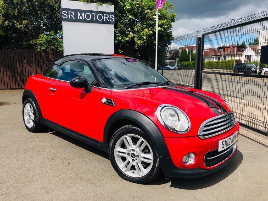 MINI COUPE Coupe 1.6 Cooper (Pepper) 2dr
