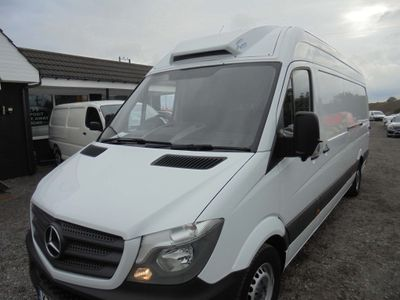 MERCEDES-BENZ SPRINTER Temperature Controlled 2.1 CDI 316 Panel Van 5dr