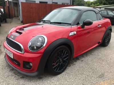 MINI COUPE Coupe 1.6 John Cooper Works 2dr
