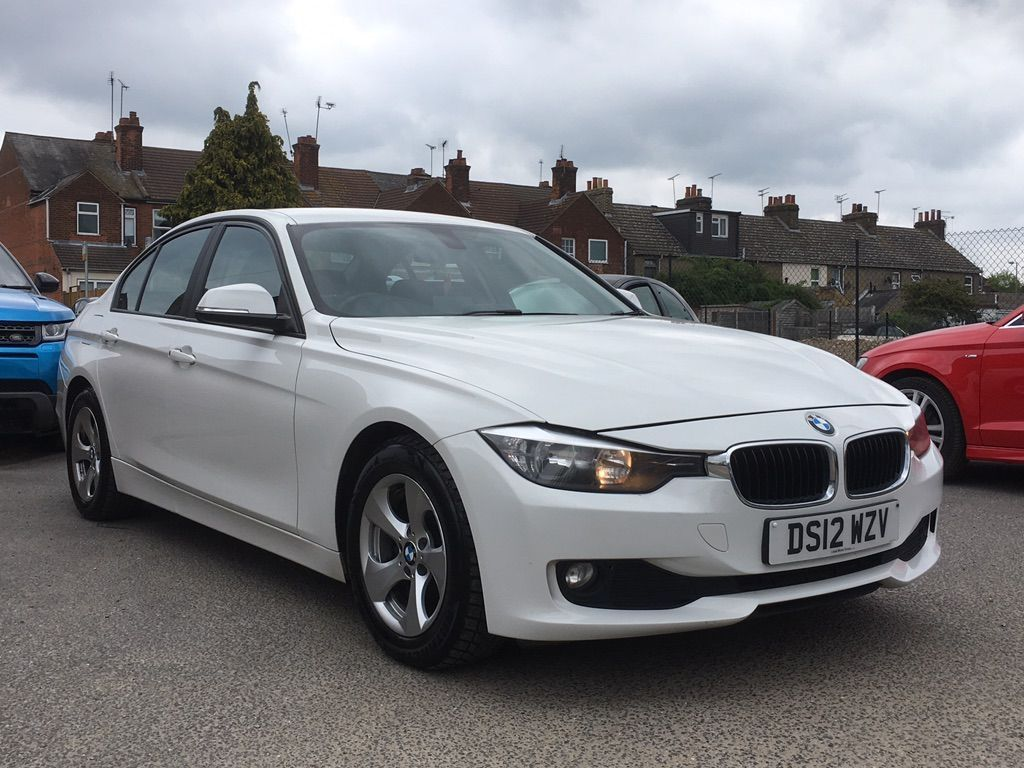 BMW 3 SERIES Saloon 2.0 320d EfficientDynamics (s/s) 4dr