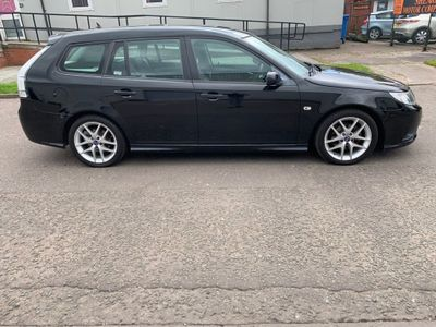 SAAB 9-3 Estate 1.8 T Vector Sport SportWagon 5dr