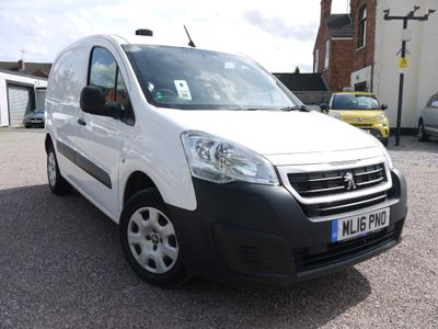 PEUGEOT PARTNER Other 1.6 HDi Professional L1 850 4dr