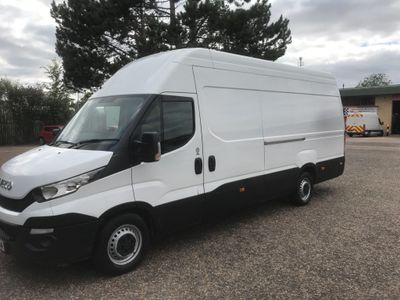 IVECO DAILY Temperature Controlled X Lwb Chiller van
