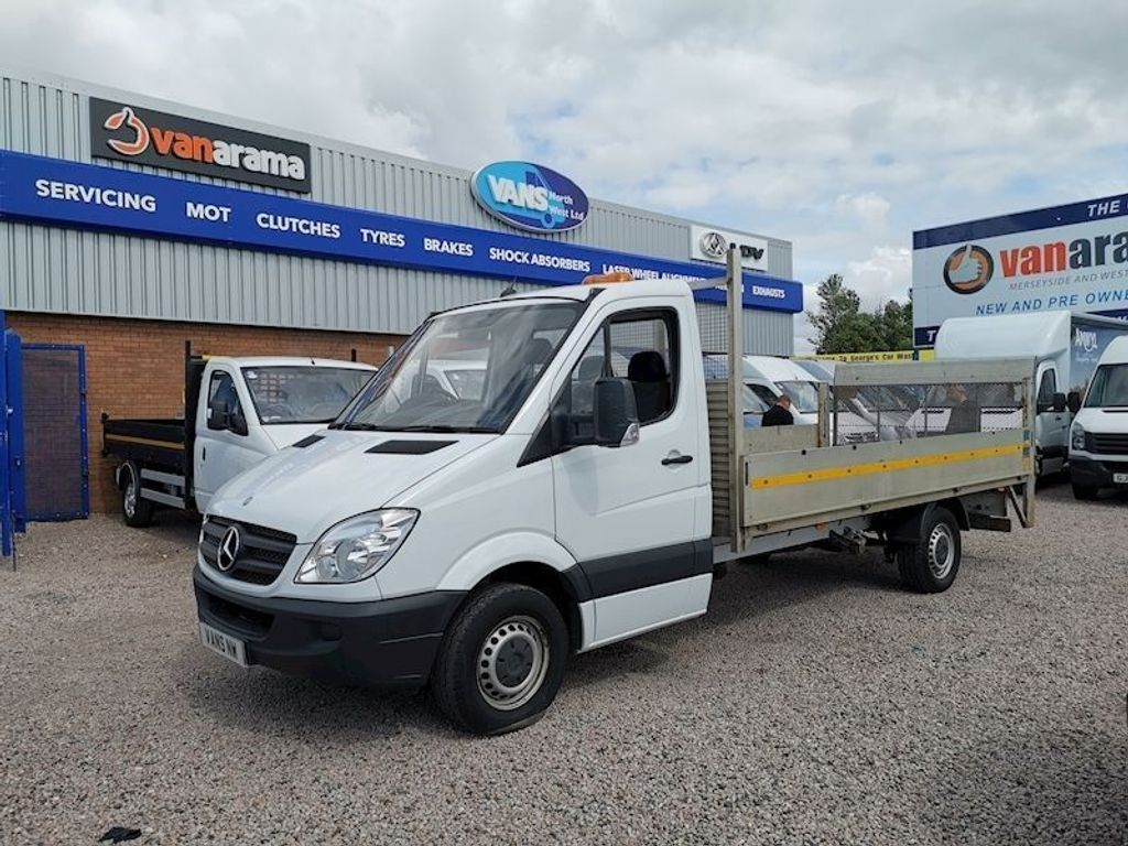MERCEDES-BENZ SPRINTER Dropside