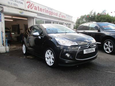 CITROEN DS3 Hatchback 1.6 VTi 3dr