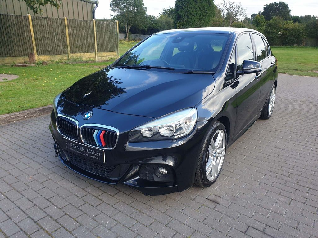 BMW 2 SERIES ACTIVE TOURER MPV 1.5 216d M Sport Active Tourer (s/s) 5dr