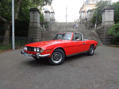 TRIUMPH STAG Convertible 3.0 2dr