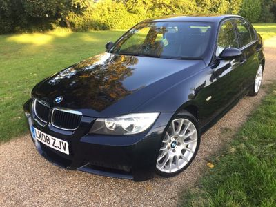 BMW 3 SERIES Saloon 2.0 318i M Sport Edition 4dr