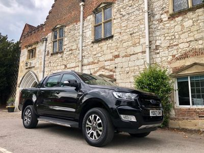 FORD RANGER Pickup 3.2 TDCi Wildtrak Double Cab Pickup 4x4 4dr