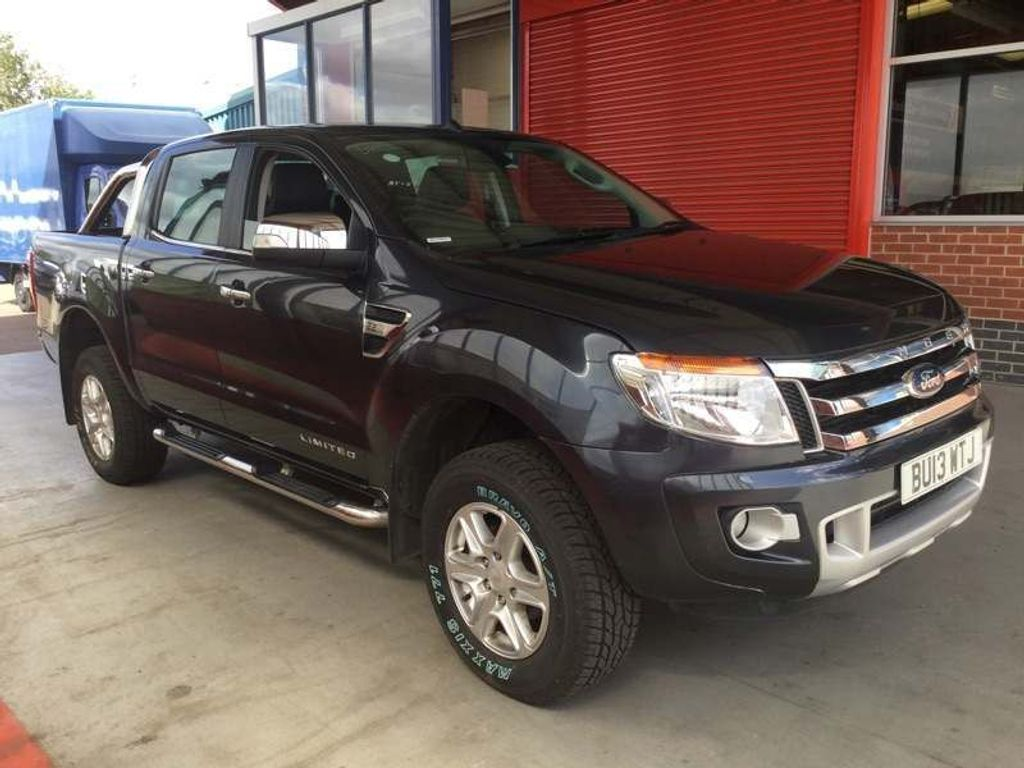 FORD RANGER Pickup 2.2 TDCi Limited 2 Double Cab Pickup 4x4 4dr (EU5)