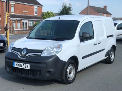 RENAULT KANGOO MAXI Other 1.5 dCi Energy LL21 90 Maxi Energy Phase 2 Panel Van 6dr
