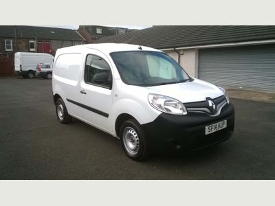 RENAULT KANGOO Other 1.5 dCi eco2 ML19 75 Phase 2 Panel Van 5dr