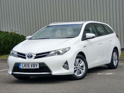 TOYOTA AURIS Estate 1.8 VVT-h Icon Touring Sports e-CVT HSD 5dr