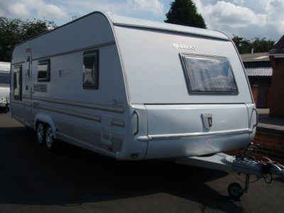 Tabbert DIAMOND Tourer 5 BERTH FIXED BED IN GOOD CLEAN CONDITION
