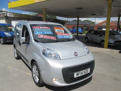 FIAT QUBO MPV 1.3 MultiJet MyLife 5dr