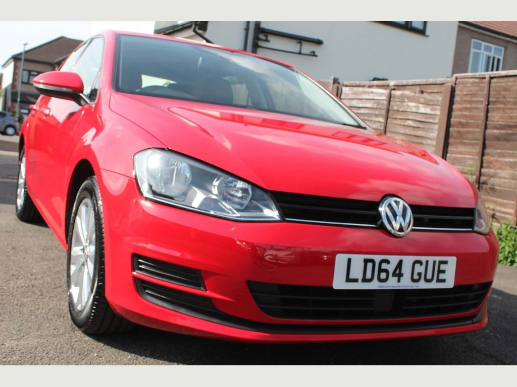 VOLKSWAGEN GOLF Hatchback 1.4 TSI BlueMotion Tech SE DSG (s/s) 5dr