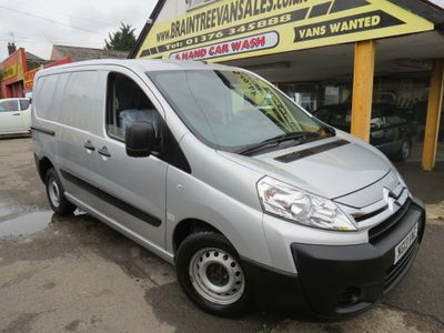 CITROEN DISPATCH Other 1.6 HDi 1000 L1H1 Enterprise Panel Van 5dr