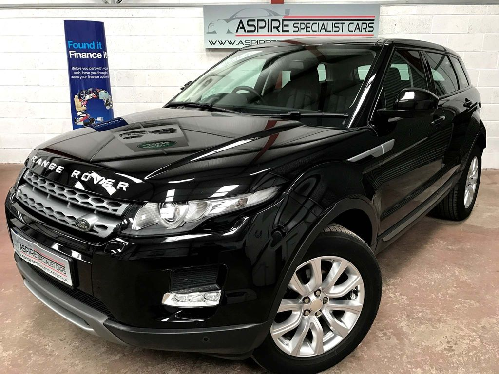 Used Land Rover Range Rover Evoque Suv 2 2 Sd4 Pure Tech Awd 5dr in