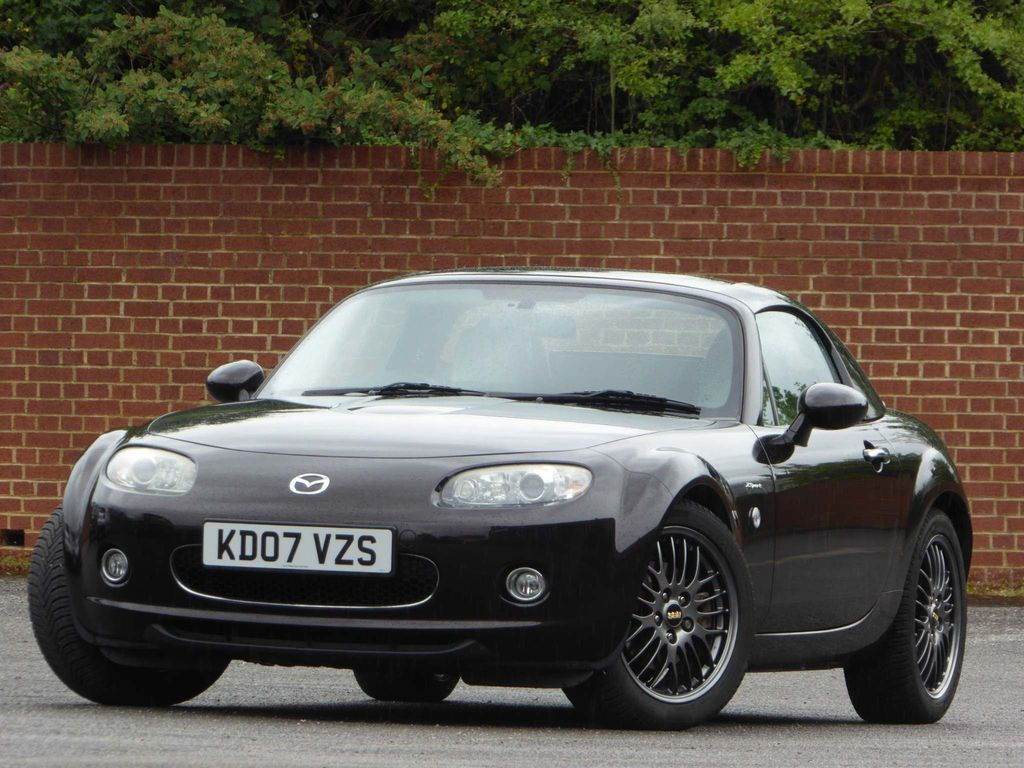 MAZDA MX-5 Convertible 2.0 ZSport 2dr
