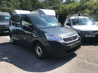 PEUGEOT PARTNER Other 1.6 BlueHDi (Eu6) SE L1 651 5dr