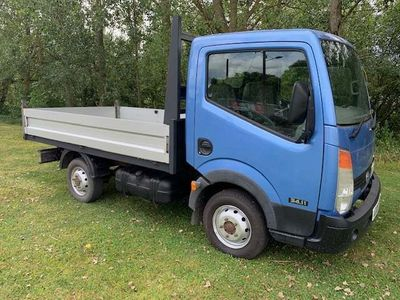 NISSAN CABSTAR Tipper 2.5 dCi 34.11 Basic Chassis Cab 4dr (SWB)