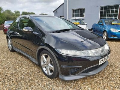 HONDA CIVIC Hatchback 1.8 i-VTEC Type S 3dr