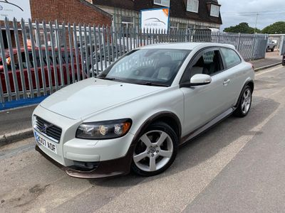 VOLVO C30 Coupe 2.5 T5 SE Sport Geartronic 2dr