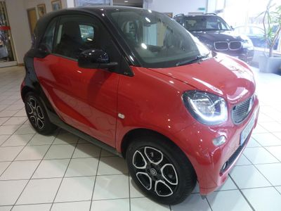 SMART FORTWO Coupe 1.0 Prime (Premium Plus) Twinamic (s/s) 2dr